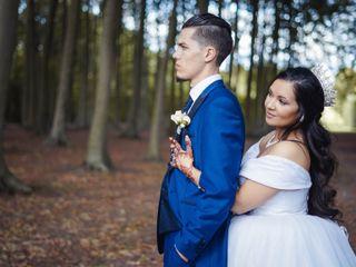 Le mariage de Fouzia et Maxence