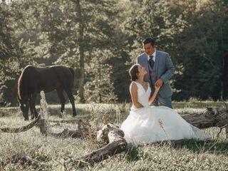 Le mariage de Bérénice et Thomas 2