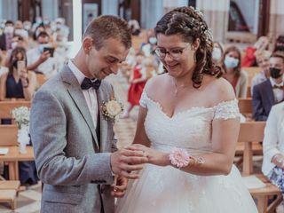Le mariage de Marie et Jean Marc 1
