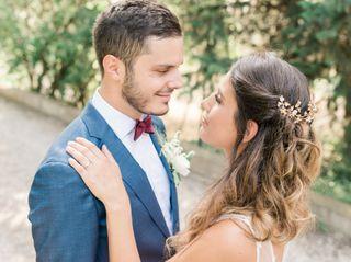 Le mariage de Joana et Adriano