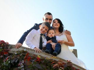 Le mariage de Chloé et Eric