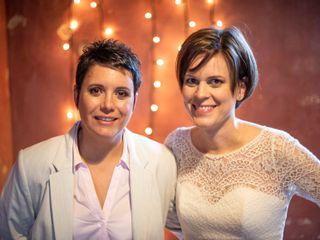Le mariage de Emilie et Nathalie