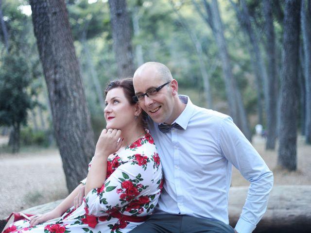 Le mariage de Nicolas et Virginie à Saint-Cyr-sur-Mer, Var 4