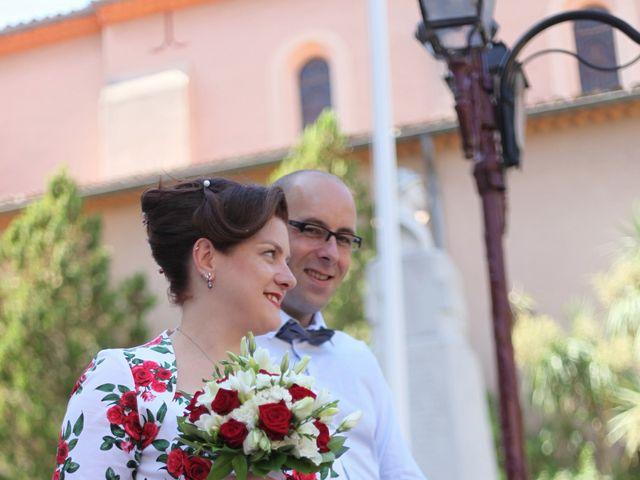 Le mariage de Nicolas et Virginie à Saint-Cyr-sur-Mer, Var 1