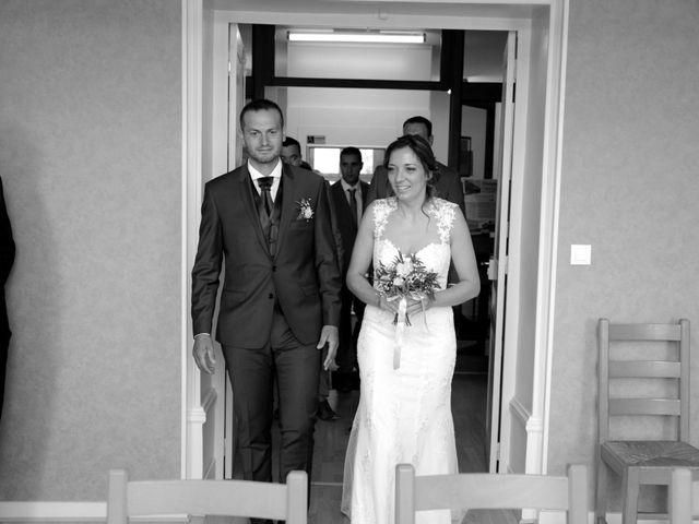 Le mariage de Cedric et Delphine à Le Perréon, Rhône 38