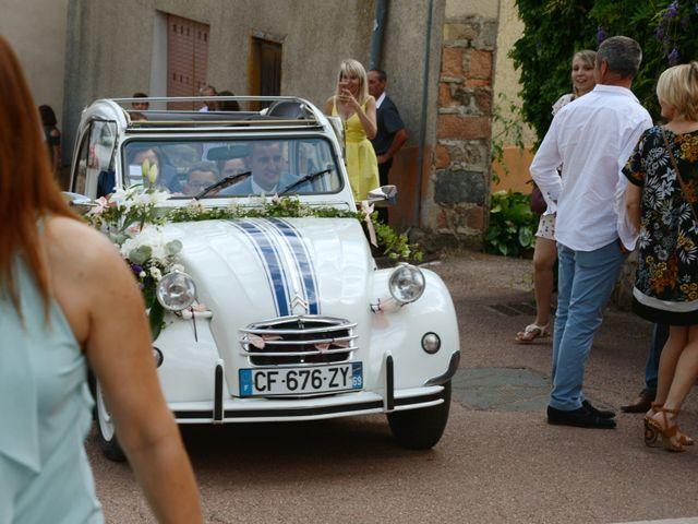 Le mariage de Cedric et Delphine à Le Perréon, Rhône 43