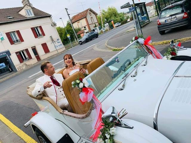 Le mariage de Elodie et Mike