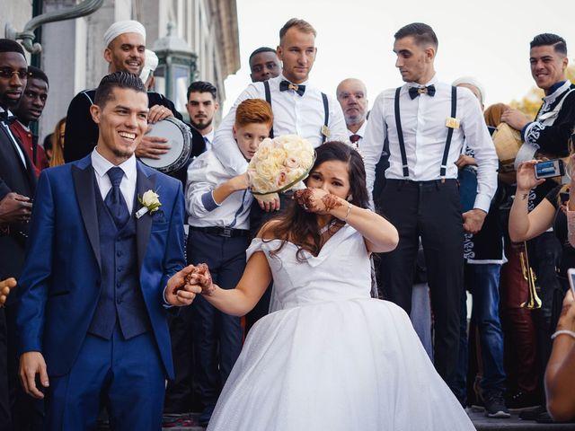 Le mariage de Maxence et Fouzia à Lille, Nord 23