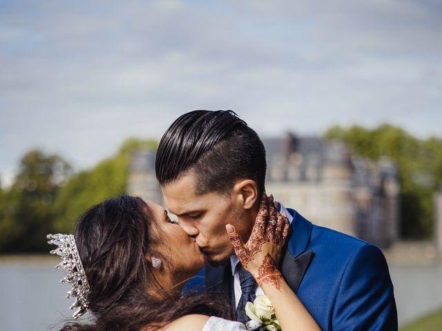 Le mariage de Maxence et Fouzia à Lille, Nord 33