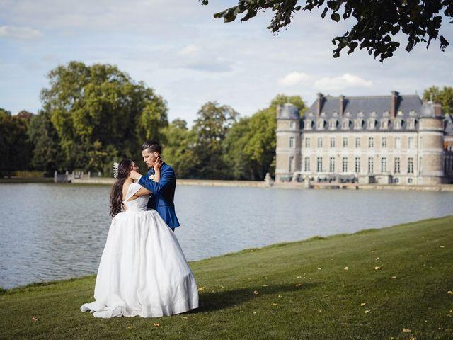 Le mariage de Maxence et Fouzia à Lille, Nord 35