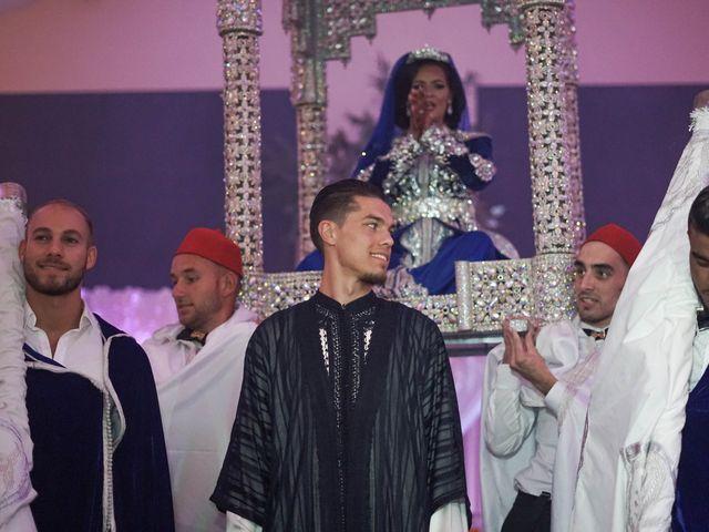 Le mariage de Maxence et Fouzia à Lille, Nord 91