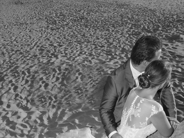 Le mariage de Grégoire et Marion à Aubais, Gard 3