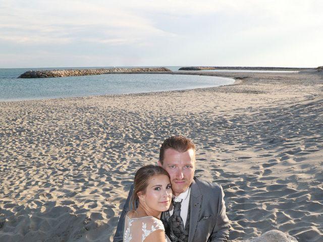 Le mariage de Grégoire et Marion à Aubais, Gard 4