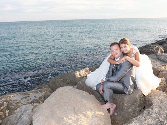 Le mariage de Grégoire et Marion à Aubais, Gard 2