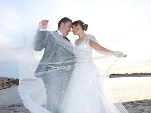Le mariage de Grégoire et Marion à Aubais, Gard 7
