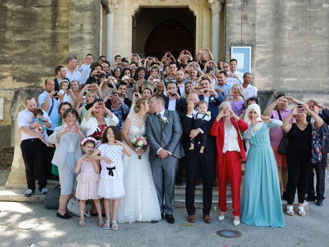 Le mariage de Grégoire et Marion à Aubais, Gard 13
