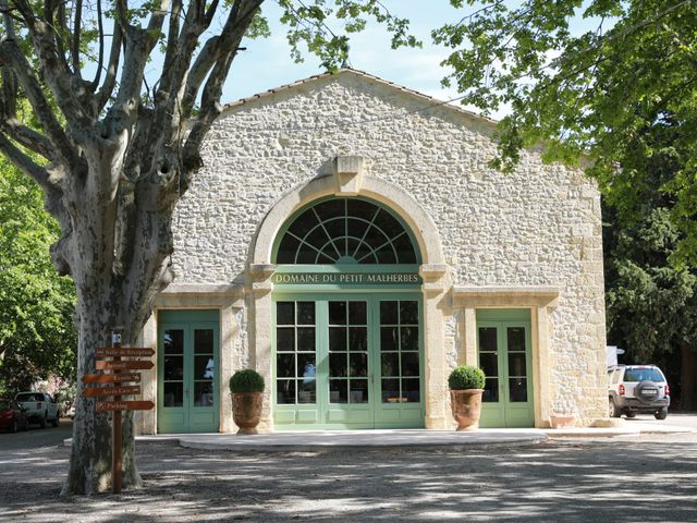 Le mariage de Grégoire et Marion à Aubais, Gard 14