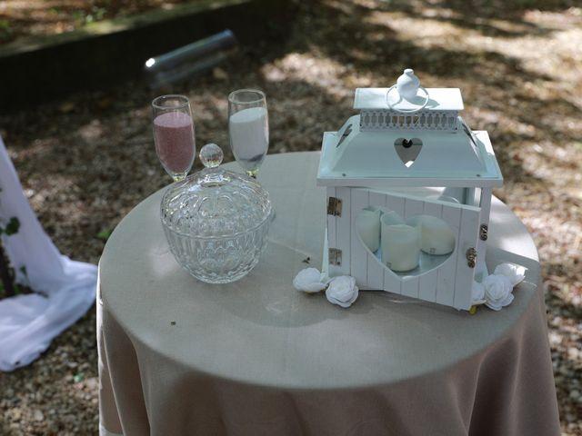 Le mariage de Grégoire et Marion à Aubais, Gard 15