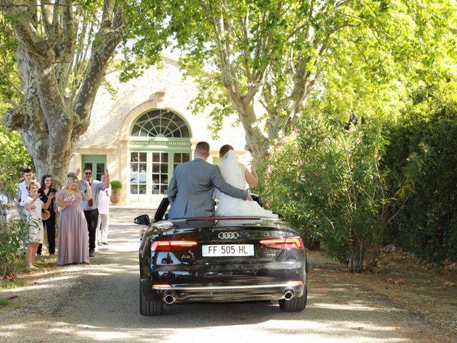 Le mariage de Grégoire et Marion à Aubais, Gard 22