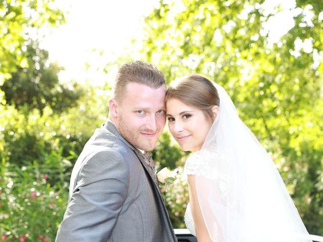 Le mariage de Grégoire et Marion à Aubais, Gard 23