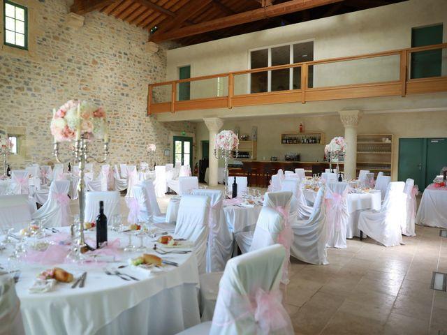 Le mariage de Grégoire et Marion à Aubais, Gard 25