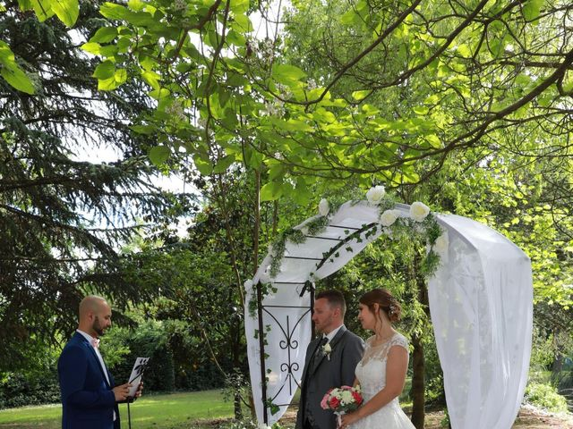 Le mariage de Grégoire et Marion à Aubais, Gard 26