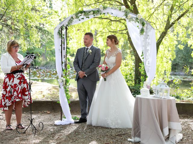 Le mariage de Grégoire et Marion à Aubais, Gard 27