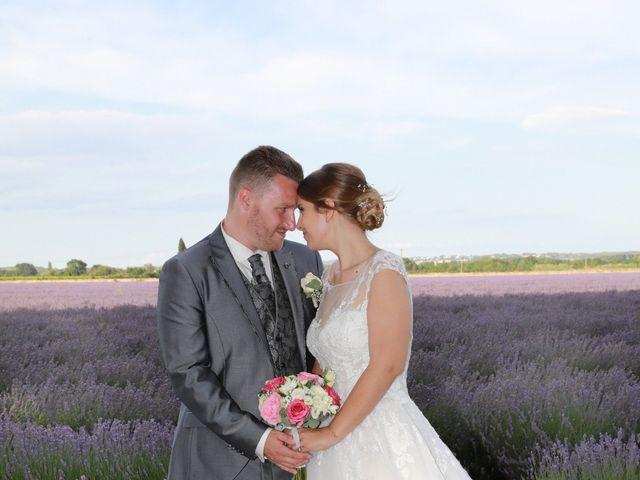 Le mariage de Grégoire et Marion à Aubais, Gard 29