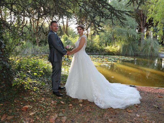 Le mariage de Grégoire et Marion à Aubais, Gard 33
