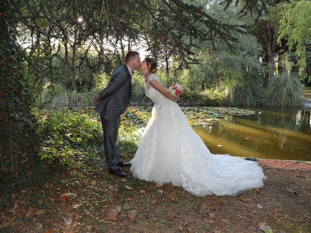 Le mariage de Grégoire et Marion à Aubais, Gard 34
