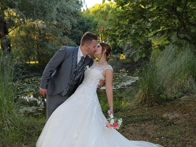 Le mariage de Grégoire et Marion à Aubais, Gard 37