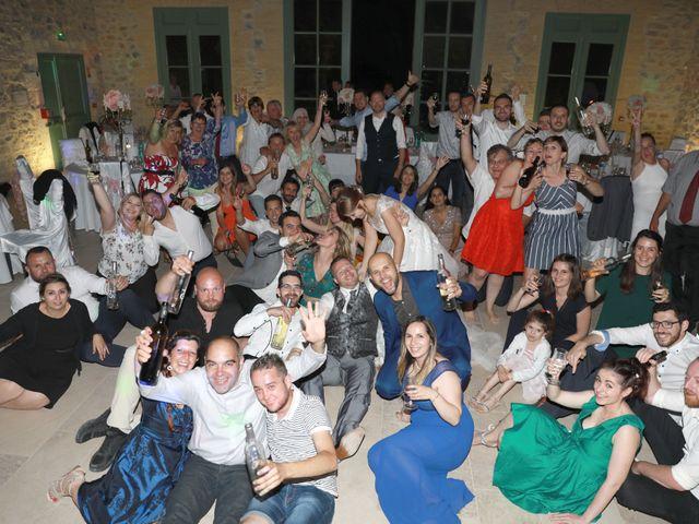 Le mariage de Grégoire et Marion à Aubais, Gard 43