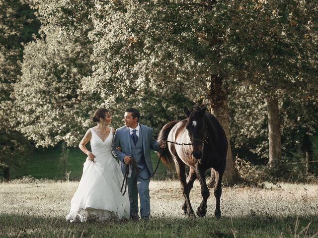 Le mariage de Bérénice et Thomas