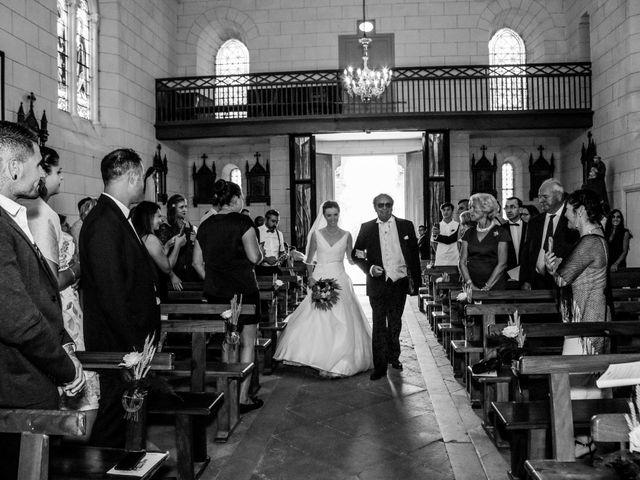 Le mariage de Thomas et Bérénice à Créon, Gironde 26