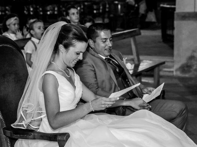 Le mariage de Thomas et Bérénice à Créon, Gironde 31