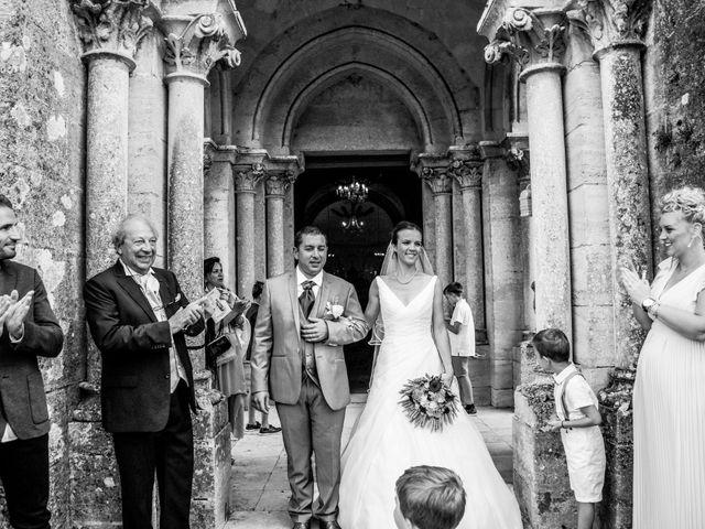 Le mariage de Thomas et Bérénice à Créon, Gironde 41