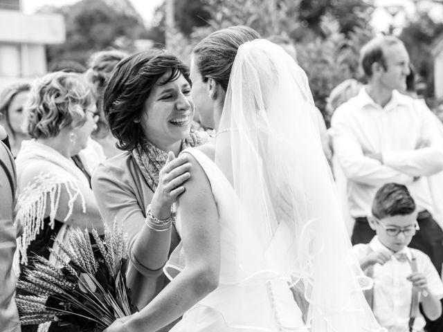 Le mariage de Thomas et Bérénice à Créon, Gironde 44