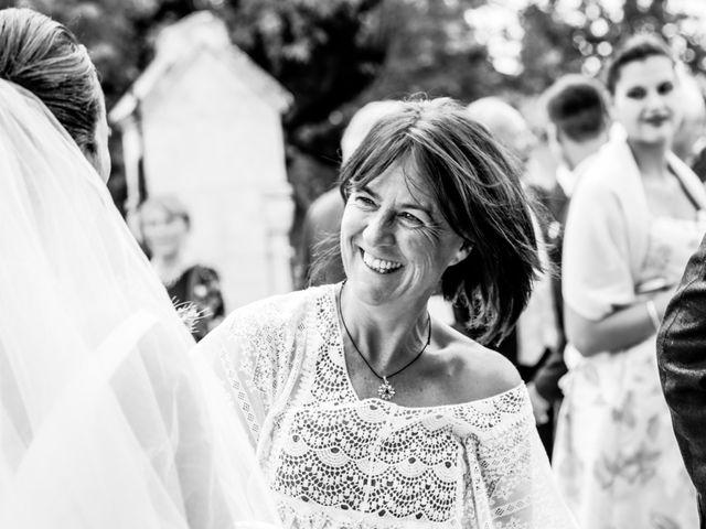 Le mariage de Thomas et Bérénice à Créon, Gironde 45