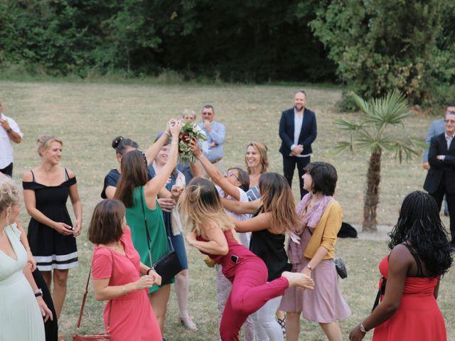 Le mariage de Thomas et Bérénice à Créon, Gironde 52