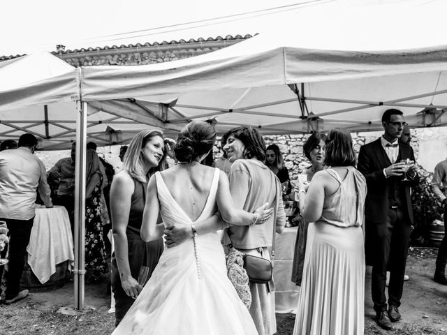 Le mariage de Thomas et Bérénice à Créon, Gironde 61