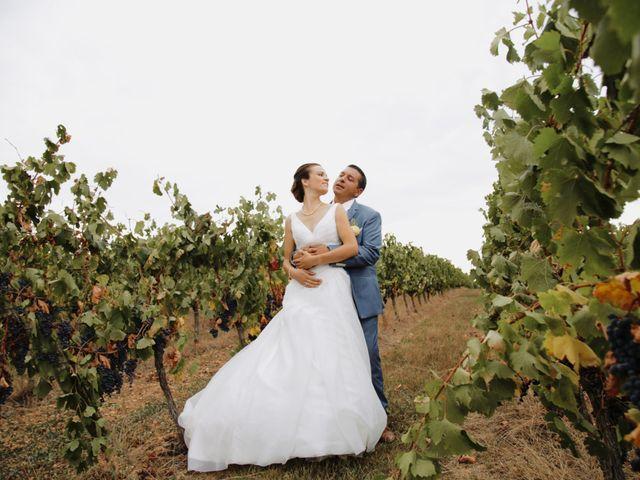 Le mariage de Thomas et Bérénice à Créon, Gironde 68