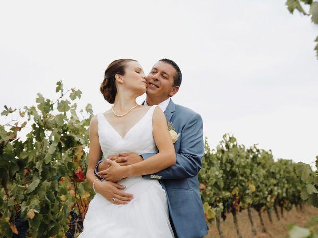 Le mariage de Thomas et Bérénice à Créon, Gironde 69