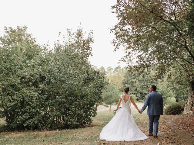Le mariage de Thomas et Bérénice à Créon, Gironde 70