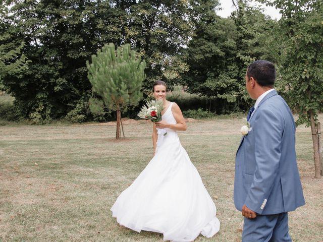 Le mariage de Thomas et Bérénice à Créon, Gironde 77
