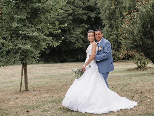 Le mariage de Thomas et Bérénice à Créon, Gironde 79
