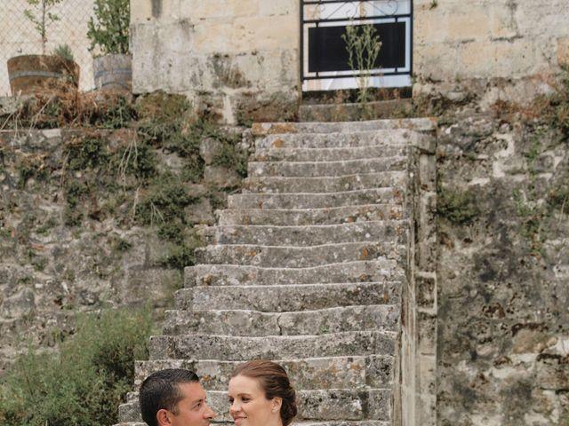 Le mariage de Thomas et Bérénice à Créon, Gironde 86