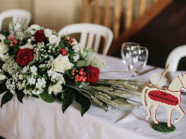 Le mariage de Thomas et Bérénice à Créon, Gironde 91