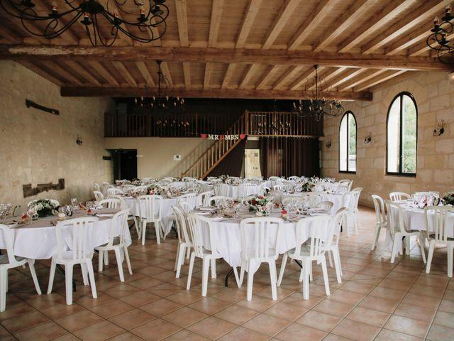 Le mariage de Thomas et Bérénice à Créon, Gironde 99