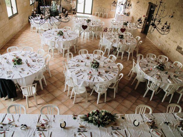 Le mariage de Thomas et Bérénice à Créon, Gironde 103