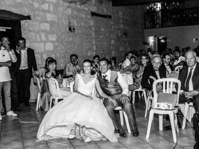 Le mariage de Thomas et Bérénice à Créon, Gironde 106
